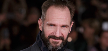 Ralph Fiennes: 'Liberal values: it doesn't mean you don't have a core'