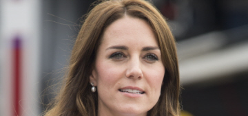Duchess Kate is still the least-working royal, for six years running
