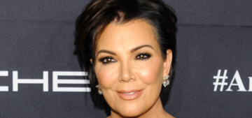 Kris Jenner donated 100 gourmet meals to homeless youth for Christmas