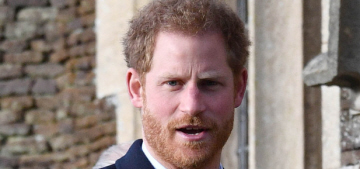 Prince Harry went for a drink with his 'second father' Mark Dyer on Wednesday