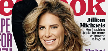 Jillian Michaels explains that getting older is not an excuse for neglecting fitness