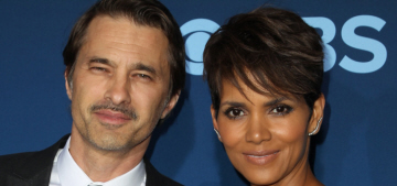 Halle Berry & Olivier Martinez quietly finalized their divorce & custody of Maceo