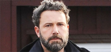 Ben Affleck: 'The press can be invasive, dishonest, you have to put up with that'