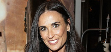 Enquirer: Demi Moore is secretly in Scientology after dating young Scientologist
