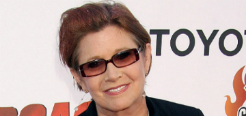 Carrie Fisher's family wants to thank the medics who helped her on the plane