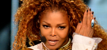 Janet Jackson gave birth yesterday (at the age of 50) to son Eissa Al Mana