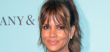 Halle Berry had to finalize her divorce so Olivier wouldn't get her money