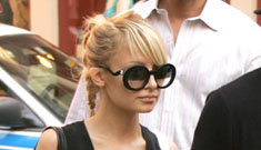 Nicole Richie buys Rogaine for women, plus new pics of Nicole and Joel