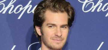 Andrew Garfield got high & went to Disneyland for his 29th birthday