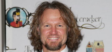 Kody Brown of Sister Wives on his daughter coming out: 'total acceptance'