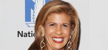 Hoda Kotb reveals her weight: 'You don't realize how much grazing you're doing'