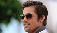 Cannes: Brad Pitt & Quentin Tarantino's drunken exploits