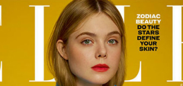 Elle Fanning talks social media: 'You have to leave a little mystery'