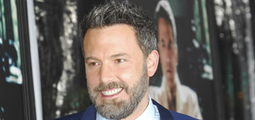 Ben Affleck has some embarrassing childhood stories about brother Casey