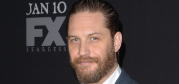 Did you know that Tom Hardy cast himself as a biracial man in 'Taboo'?