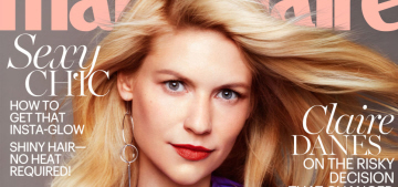 Claire Danes gets up at 4:30 am every morning to go for a six-mile run: crazy?
