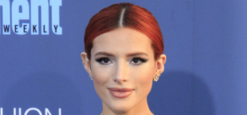 Bella Thorne on online bullying: 'it sucks, it's so much worse for me'