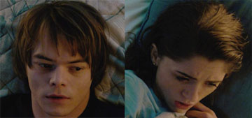 Are Stranger Things' Nancy and Jonathan a couple?