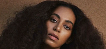 Solange Knowles talks 'black women' stereotypes, being a 'womanist' & more