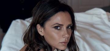 Victoria Beckham's marriage advice: 'Preserve a bit of mystique'