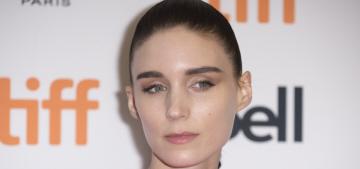 Did Rooney Mara break up with her boyfriend to get with Joaquin Phoenix?