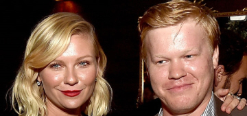 Page Six: Kirsten Dunst & Jesse Plemons got engaged over the weekend