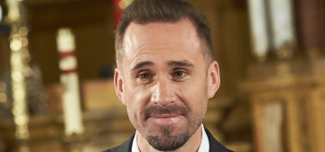 That Joseph Fiennes-as-Michael Jackson show has been cancelled, thankfully