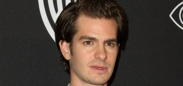 Andrew Garfield: Trump has 'sickness, toxicity' emanating out of every pore