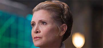 Lucasfilm has 'no plans' to CGI Carrie Fisher into future Star Wars movies