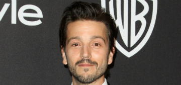 Diego Luna and Suki Waterhouse were making out  in Mexico – why?