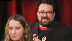 Cute interview with Kevin Smith's daughter's endorsement of 'Twilight'