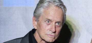 Michael Douglas: We should give Emperor Baby Fists a chance, 'he's not an idiot'