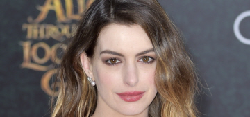 Anne Hathaway will join Rebel Wilson in 'Dirty Rotten Scoundrels' remake: yay?