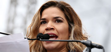 America Ferrera: We will fight & oppose actions that threaten our communities