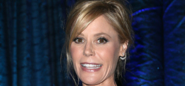 Julie Bowen isn't apologizing for her benign comments about Barron Trump