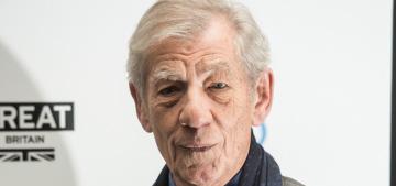 Ian McKellen on 'President Breaking Wind': 'He's had his chance'