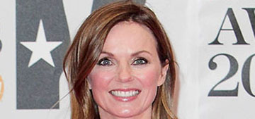 Geri Halliwell welcomes son Montague George Hector Horner