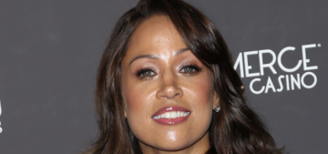 Fox News fired Stacey Dash two days after Emperor Baby Fists was inaugurated