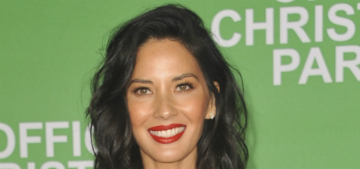 Olivia Munn thanks Packers fans for supporting Aaron Rodgers