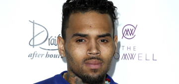 Chris Brown is still the worst, now he's calling Aziz Ansari 'Aladdin'
