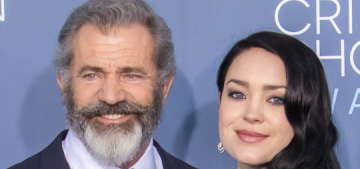 Mel Gibson, 61, and Rosalind Ross, 26, welcomed son Lars Gerard