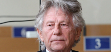 Roman Polanski won't attend this year's Cesars because of French feminists