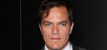 Michael Shannon's Oscar nom was good news in the midst of Trump's 'carnage'
