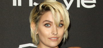 Paris Jackson covers Rolling Stone, says her dad was murdered