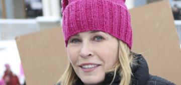 Chelsea Handler mocked Melania Trump for 'barely speaking English'