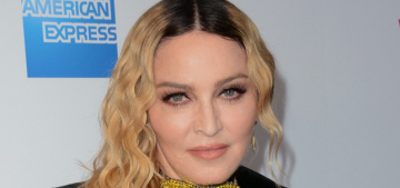 Madonna's Women's March speech is still being bashed by the right & left
