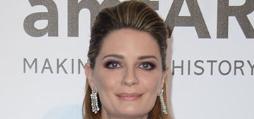 Mischa Barton's hospitalization was the result of date rape drug