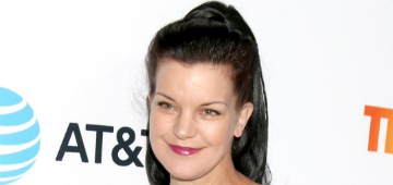 Pauley Perrette: 'You think my thoughts don't matter because I'm an actor?'