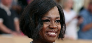 Viola Davis: There's a lack of roles 'if you're darker than a paper bag'
