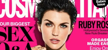 Ruby Rose: 'For me, marriage is more about equal rights'
